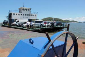DER indica melhores horários para travessia do ferryboat