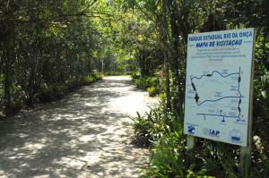 Parques estaduais do Paraná são uma boa opção de passeio durante o feriado prolongado
