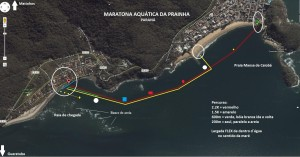 II Desafio Quebra Gelo de Maratona Aquática