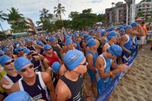 Caiobá recebe prova do Sesc Triathlon