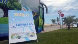 Sanepar leva Ecoexpresso a Caiobá